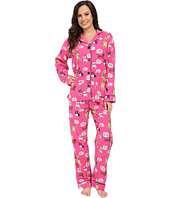 P.J. Salvage - Dog Flannel Sleep PJ Set