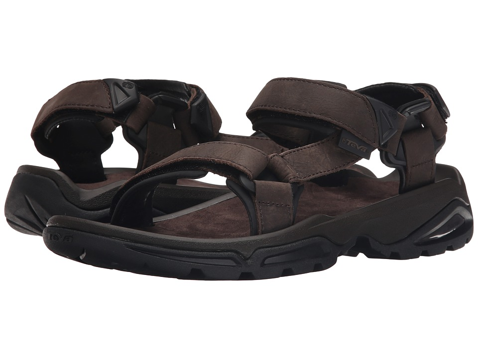 Teva - Terra FI 4 Leather (Turkish Coffee) Men's Shoes