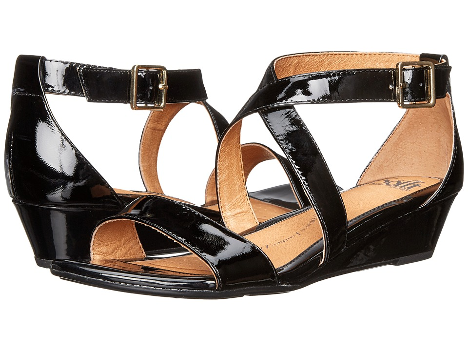 Sofft Innis (Black Patent) Women