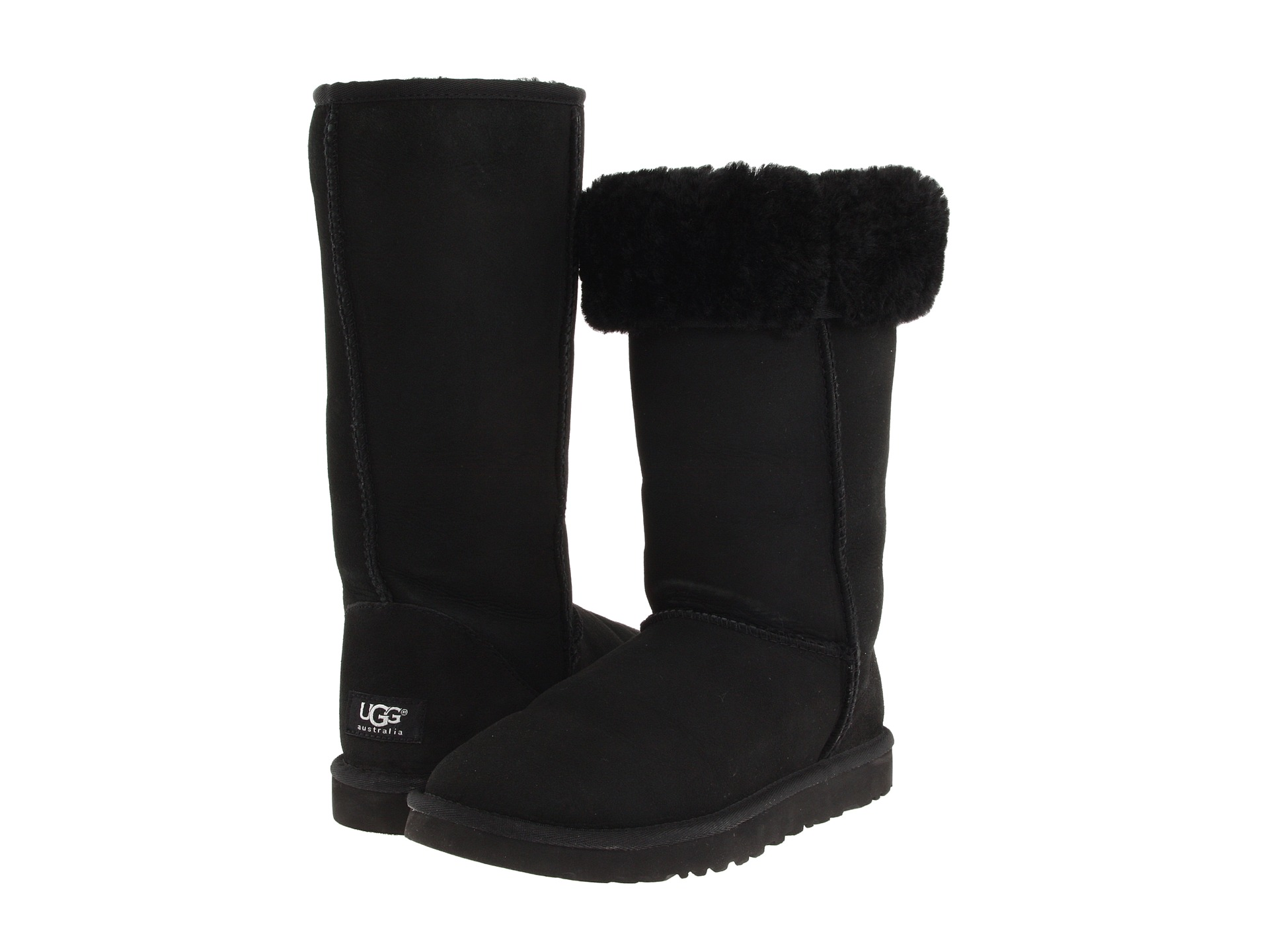 Man Made Ugg Style Boots