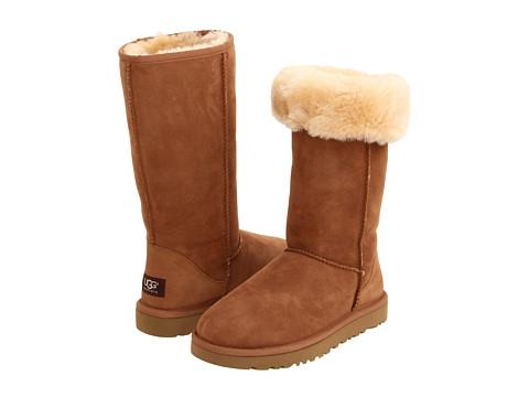 UGG - Classic Tall (Chestnut) - Footwear