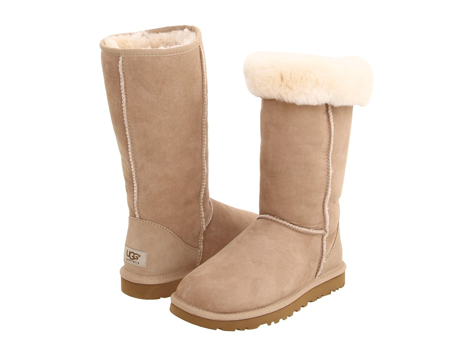 UGG Classic Tall (Sand) Women's Boots