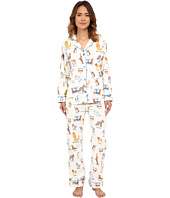 P.J. Salvage - Hanukkah Flannel Pajama Set