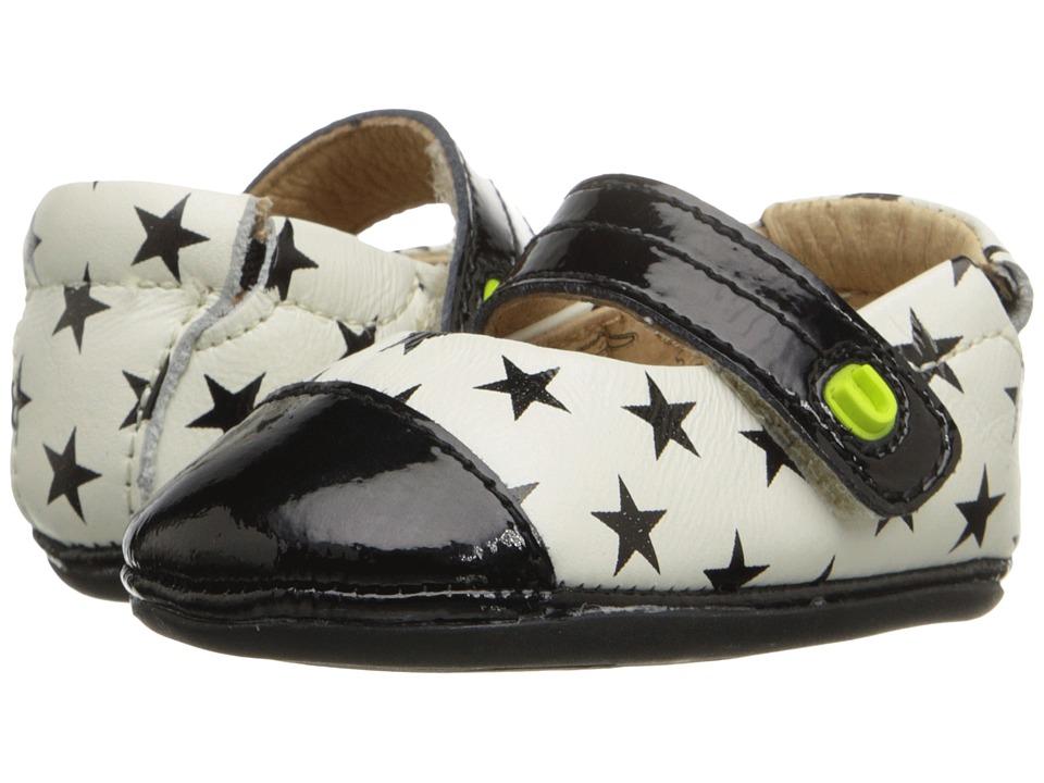 Umi Kids Flori Infant/Toddler Black Multi Girls Shoes