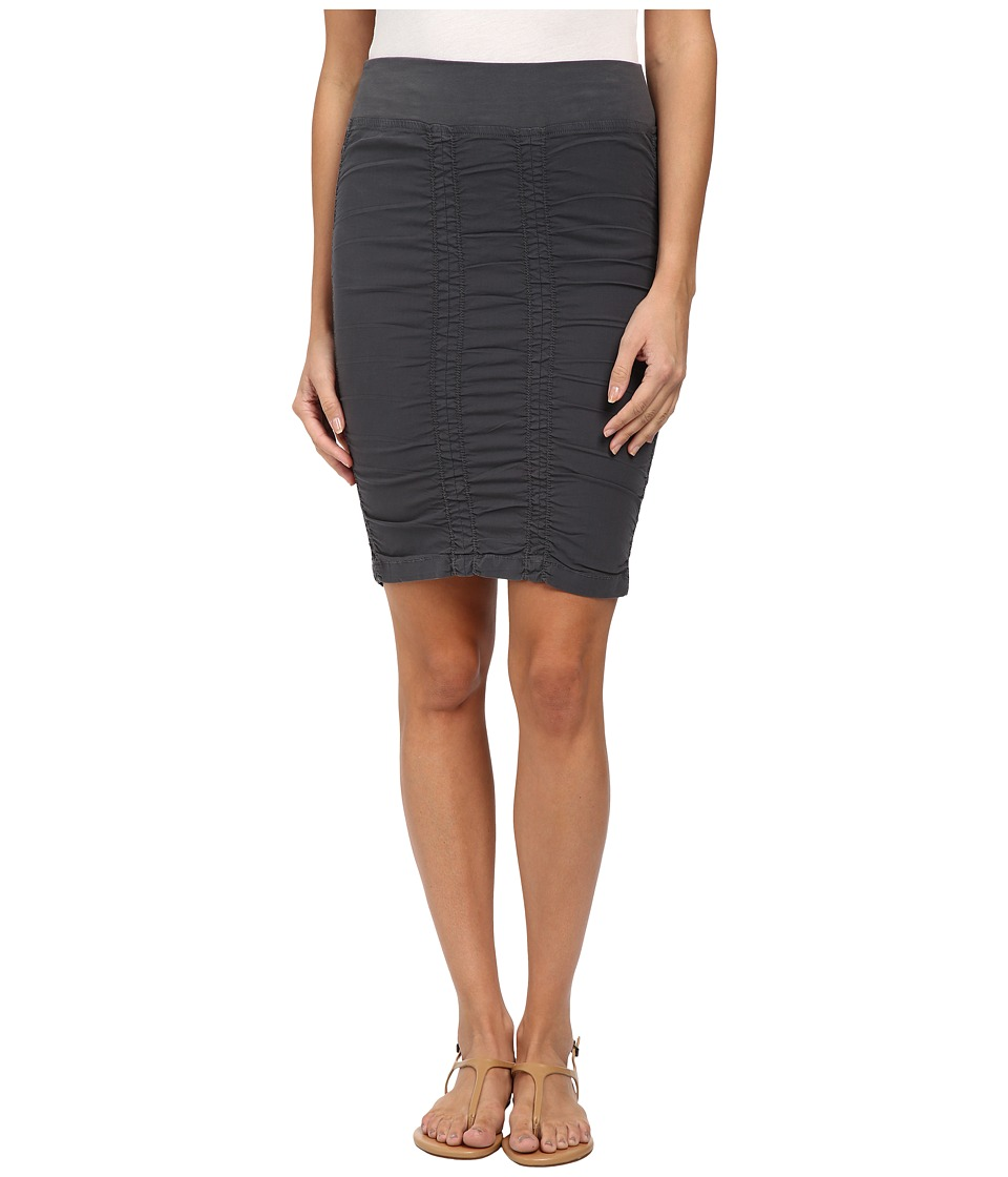 XCVI Heliconia Skirt Charcoal Womens Skirt