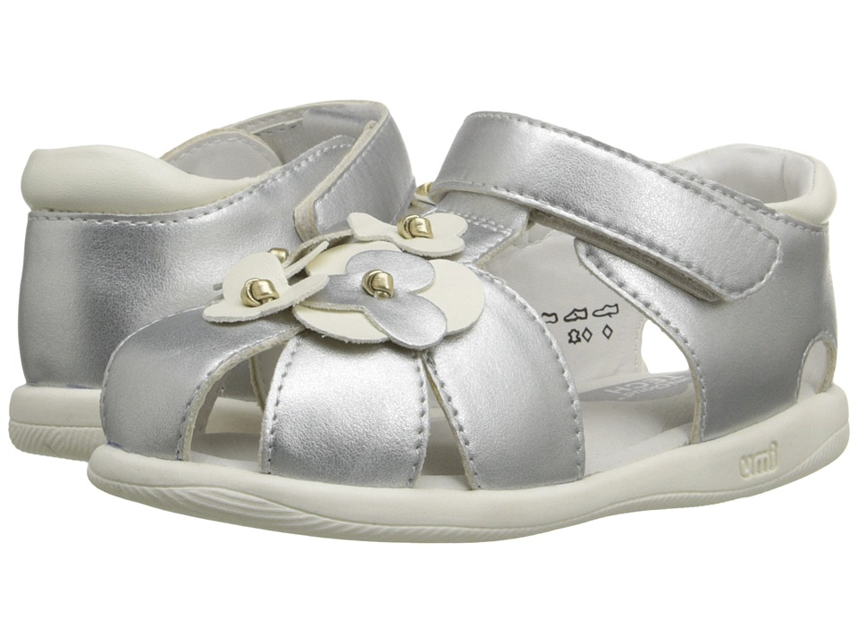 Umi Kids Adeline Toddler Silver Girls Shoes