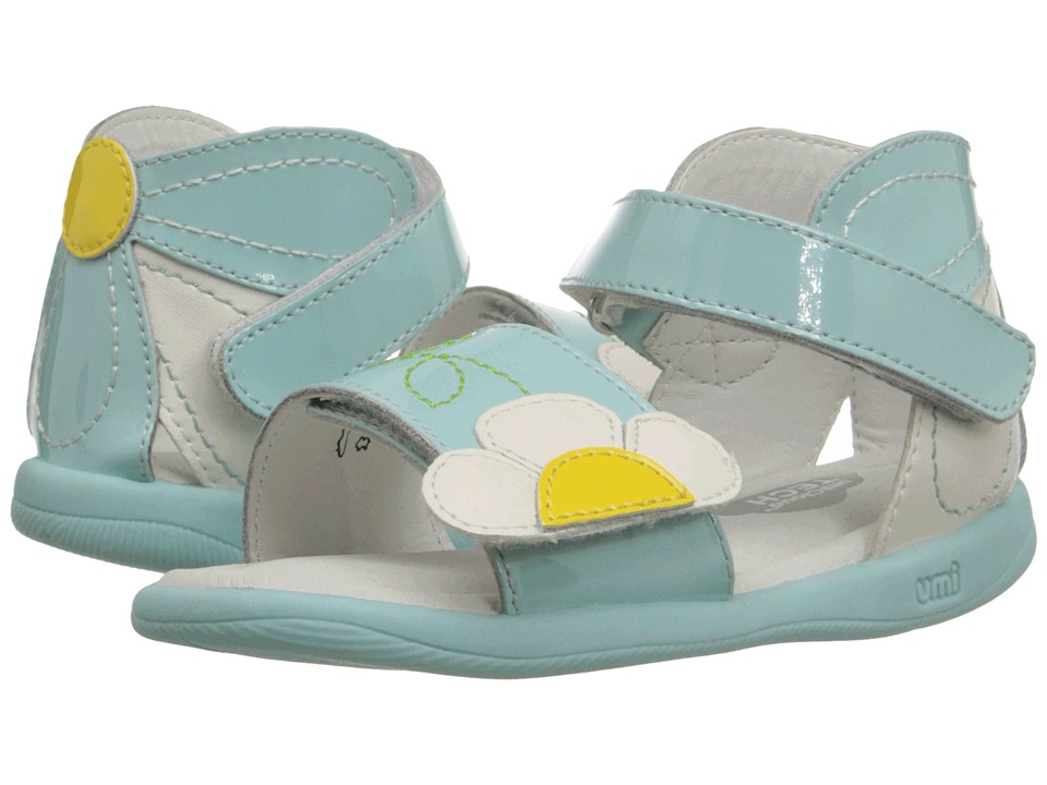 Umi Kids Adriel Jr. Toddler Blue Girls Shoes