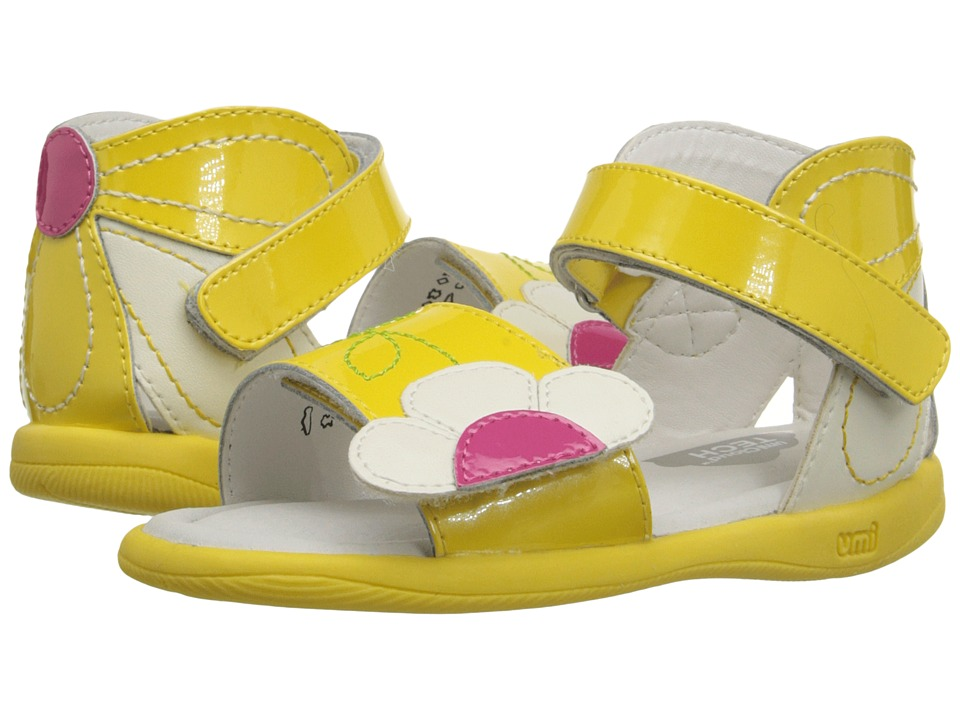 Umi Kids Adriel Jr. Toddler Yellow Girls Shoes