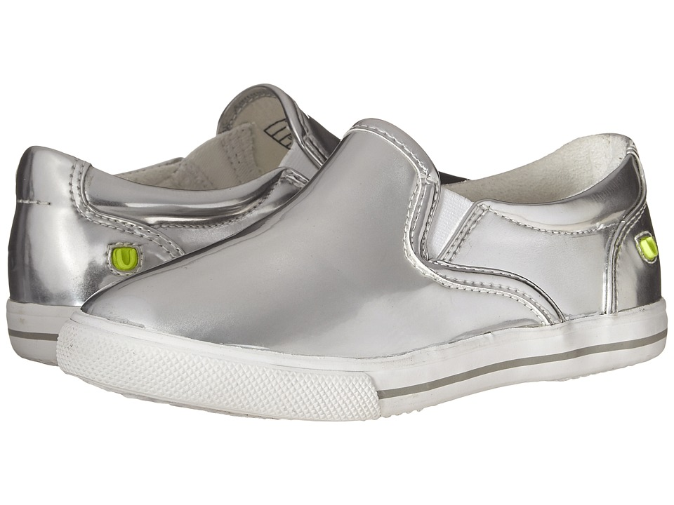 Umi Kids Ava (Toddler/Little Kid) (Silver) Girl's Shoes