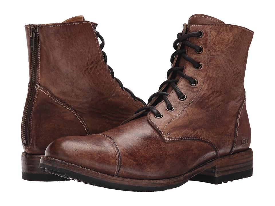 Bed Stu Protege Teak Driftwood Leather Mens Boots