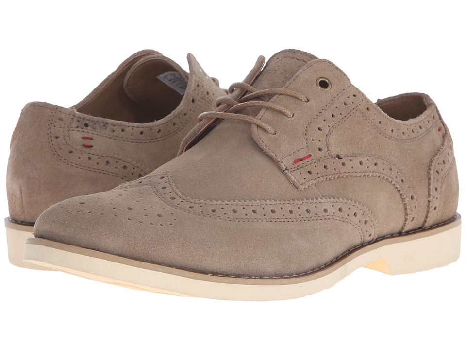 Hush Puppies - Fowler EZ Dress (Taupe Suede) Men
