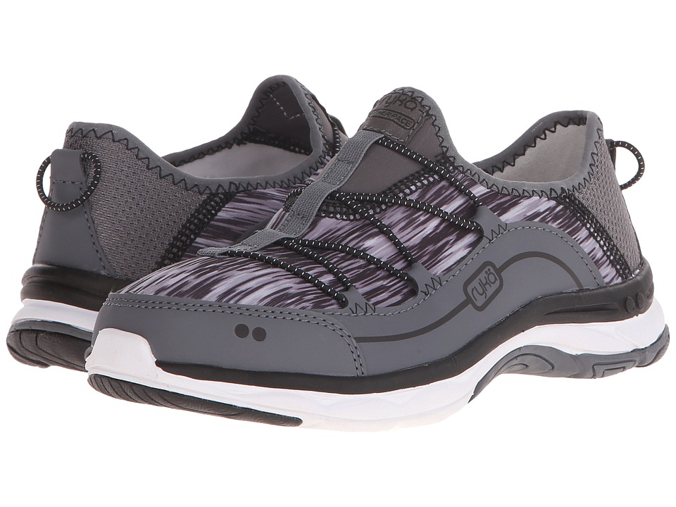 Ryka - Feather Pace (Iron Grey/Frost Grey/Black) Women