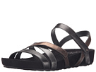 Walking Cradles - Pool (Metallic Multi/Black Suede Wrap)