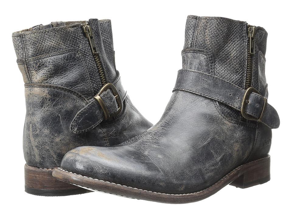 Bed Stu Becca Black Lux Womens Boots