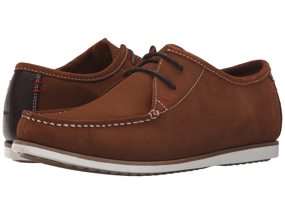 Hush Puppies - Briggs Portland (Rust Suede) Men