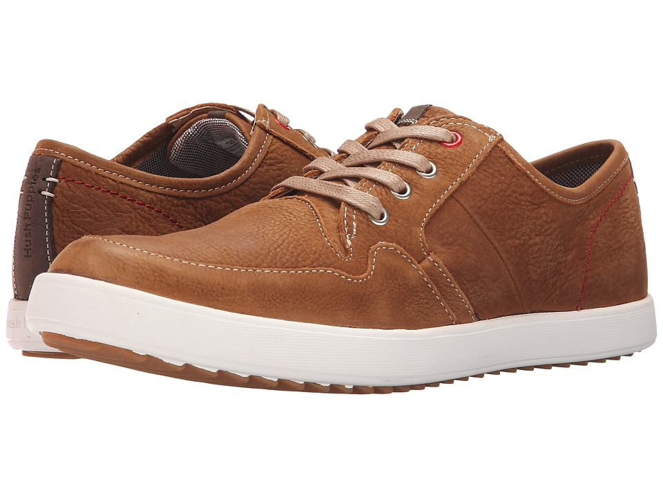 Hush Puppies - Hanston Roadside (Tan Leather) Men