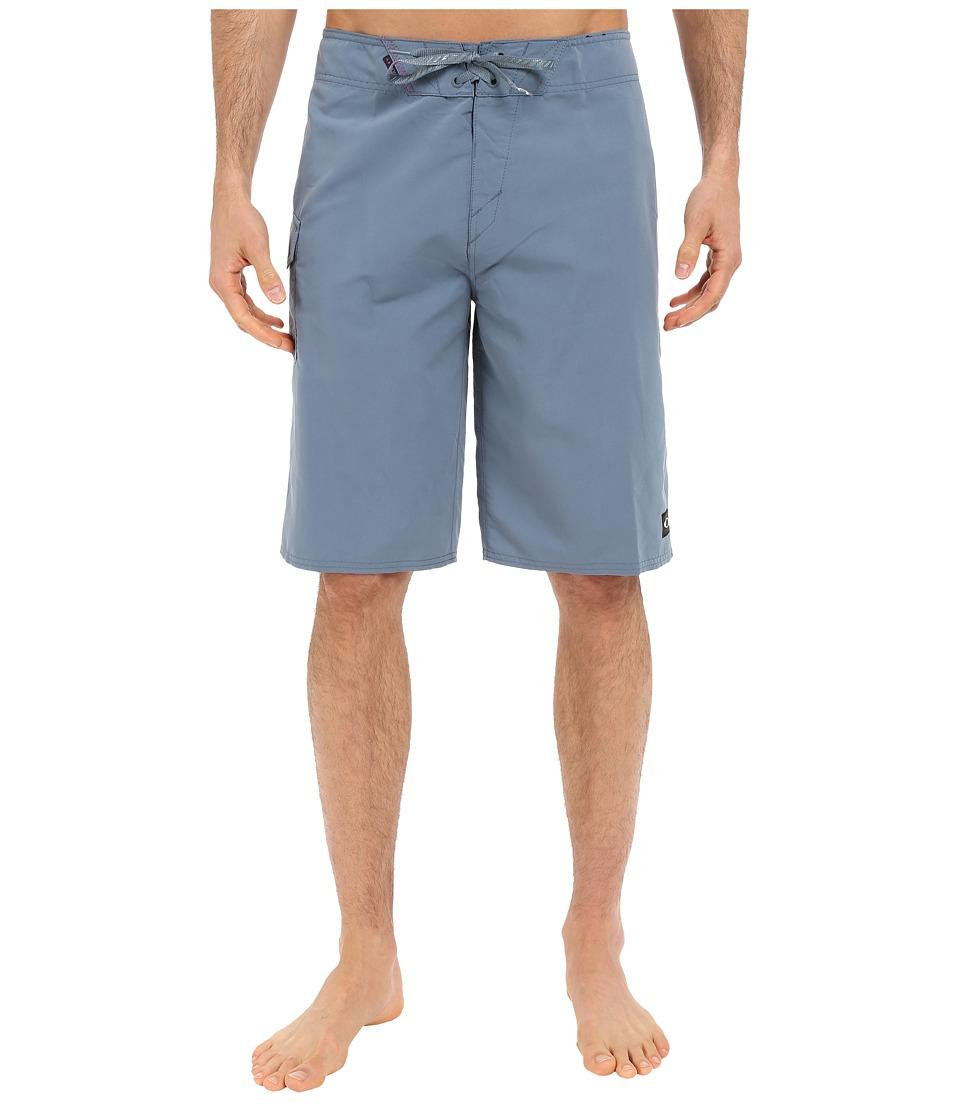 Oakley Classic Boardshorts Blue Mirage Mens Swimwear