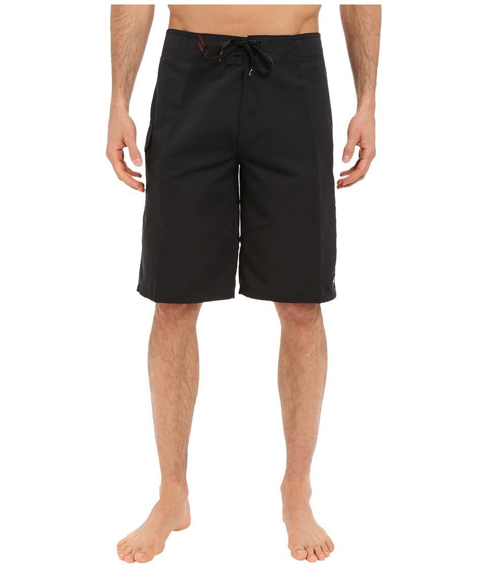 Oakley Classic Boardshorts Jet Black Mens Swimwear