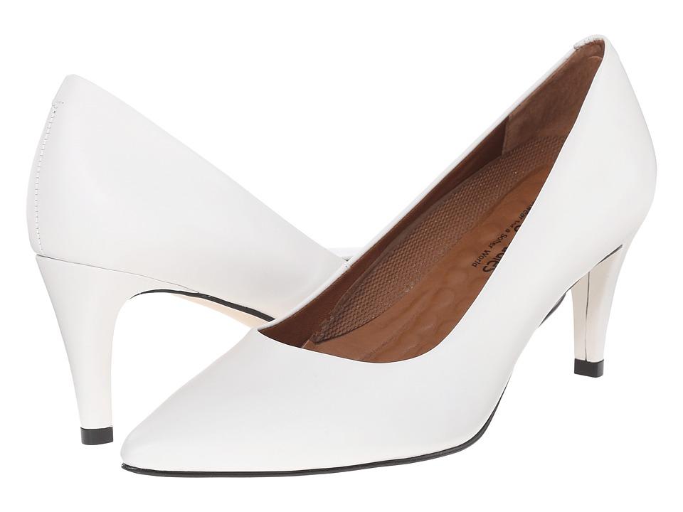 Walking Cradles - Sophia (White Cashmere) High Heels