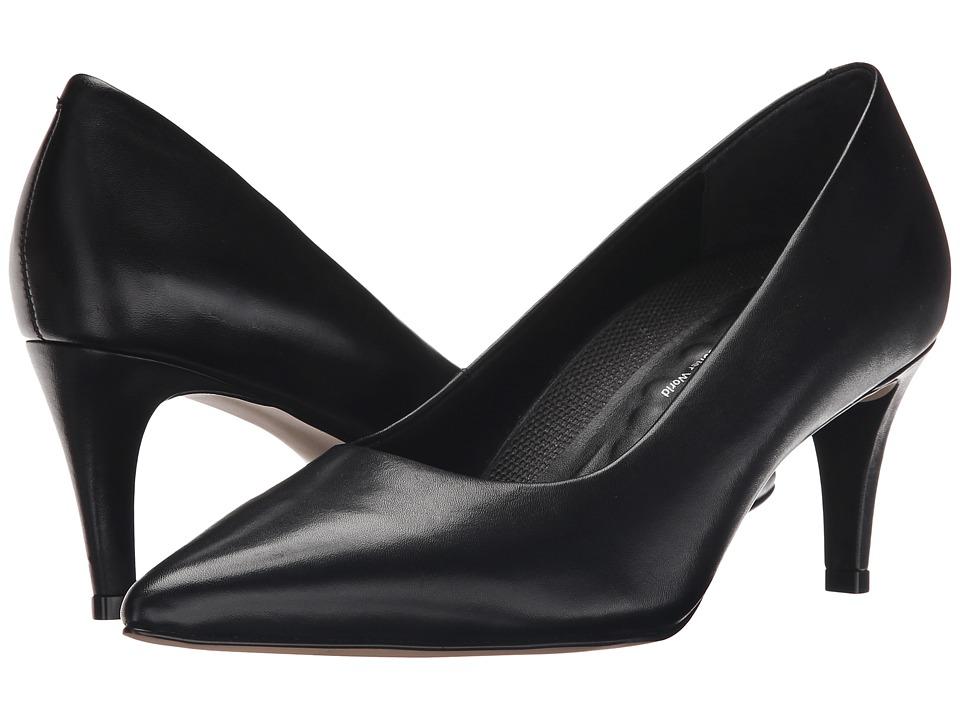 Walking Cradles - Sophia (Black Cashmere) High Heels, wide width