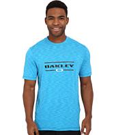 Oakley - Melange Short Sleeve Rashguard