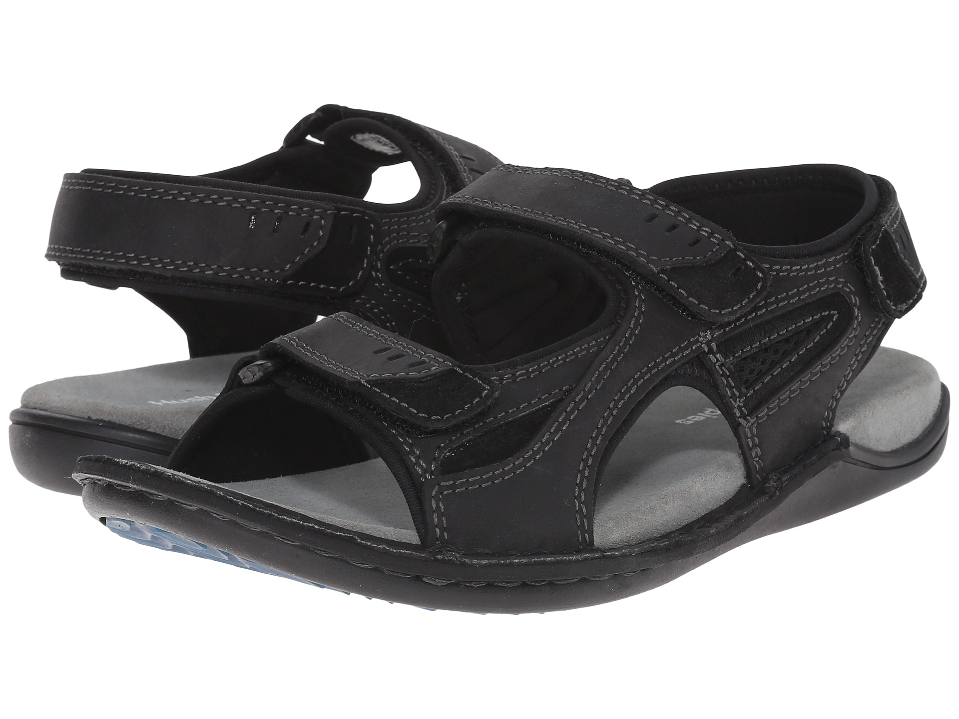 Black sandals size 11 - View More Like This Hush Puppies Rawson Grady