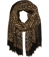 Calvin Klein - Tribal Chevron Border Wrap