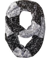 Calvin Klein - Plaited Stripe Infinity Scarf