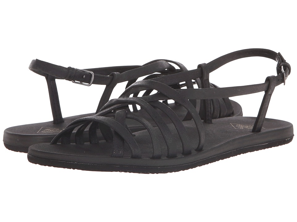 Freewaters Hurrachay Black Womens Shoes