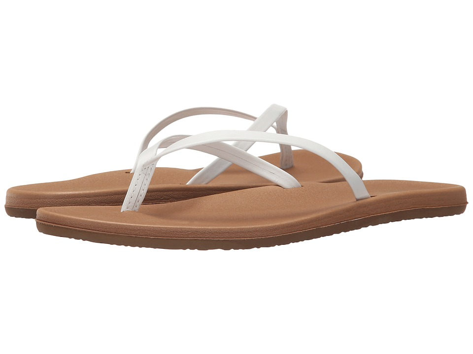 Freewaters Nikki (White/Tan) Women