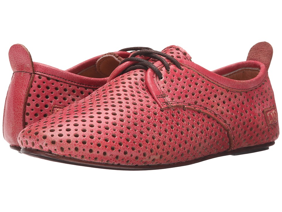 Bed Stu Mambo Red Lux Womens Shoes