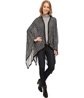 Calvin Klein - Lurex Stripe Ruana