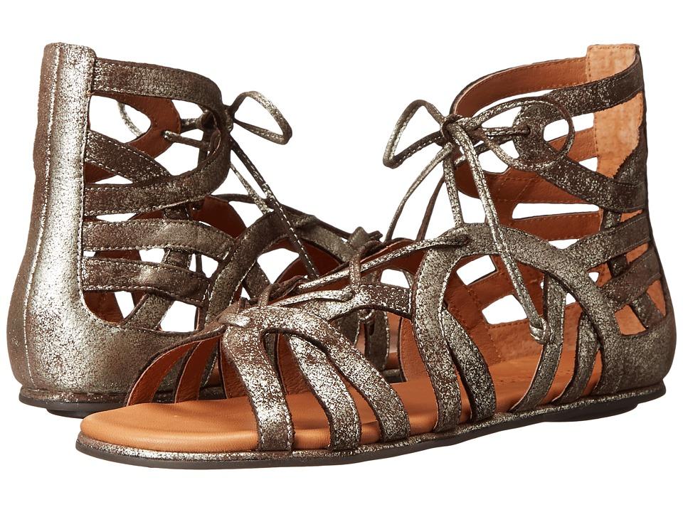 Gentle Souls Break My Heart 3 Dark Brown Womens Sandals
