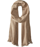 Calvin Klein - Two-Tone Double Face Fringe Scarf