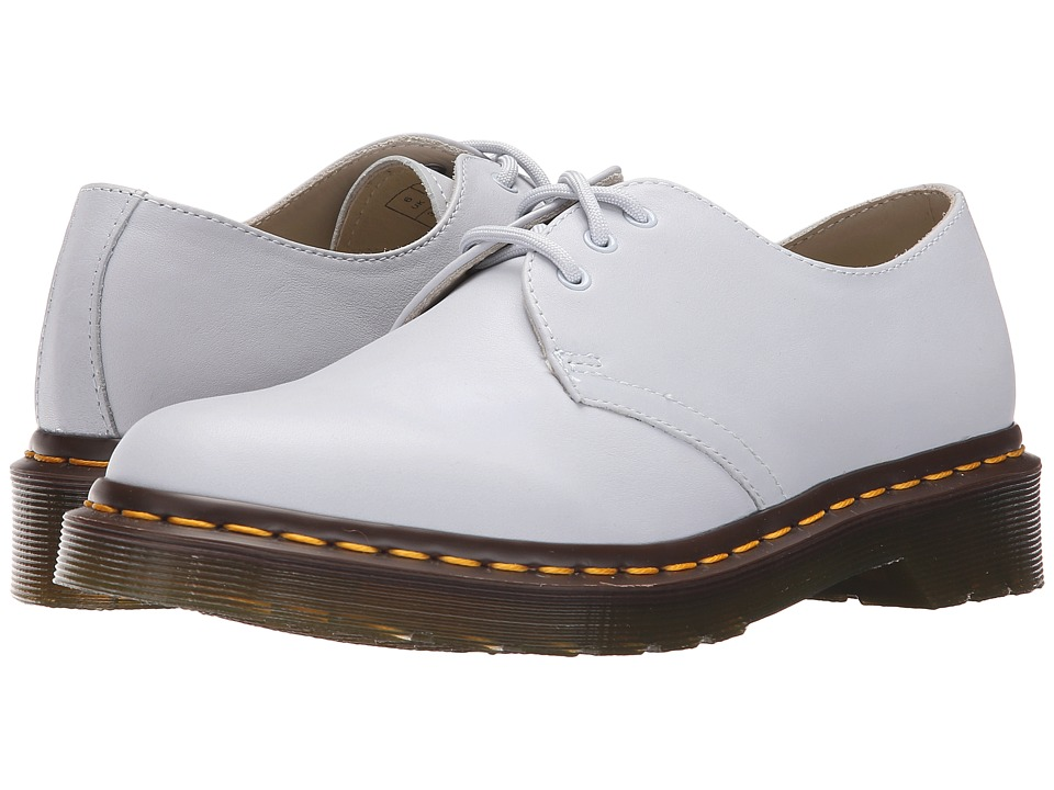 Dr. Martens 1461 3 Eyelet Shoe Blue Moon Virginia Womens Lace up casual Shoes