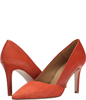 Massimo Matteo - Suede and Leather Pump
