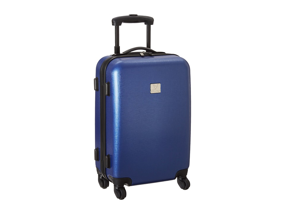Diane von Furstenberg - Soleil 20 Hardside Spinner (Lapis Shock) Luggage