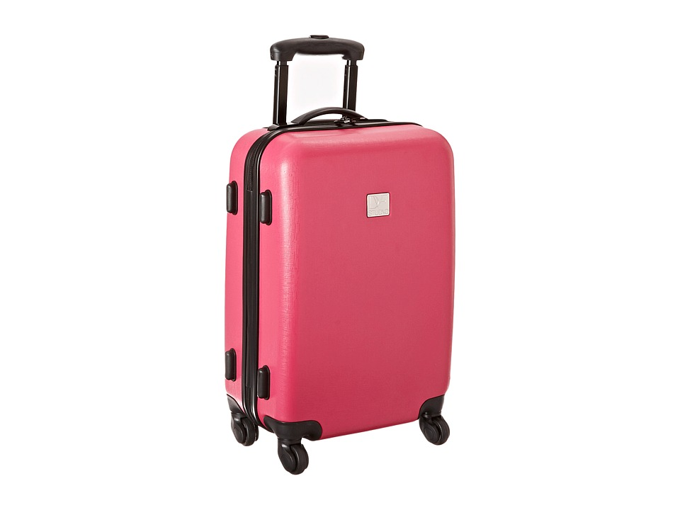 Diane von Furstenberg Soleil 20 Hardside Spinner Beet Luggage