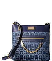 Tommy Hilfiger - Carrie - Monogram Jacquard North South Crossbody