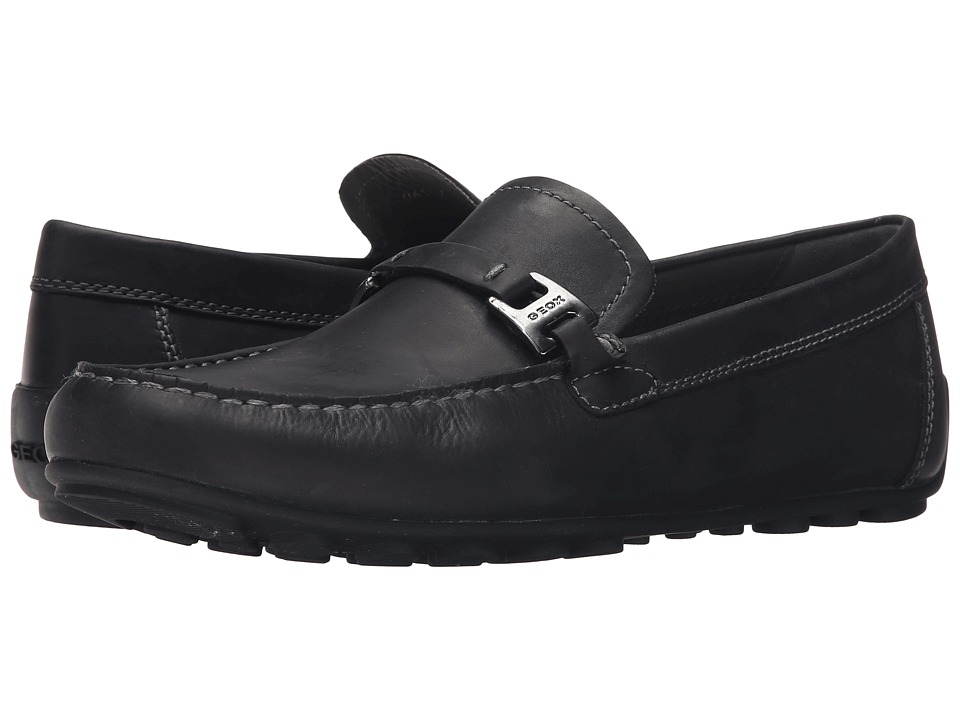 Geox - Mgiona1 (Black) Men's Shoes