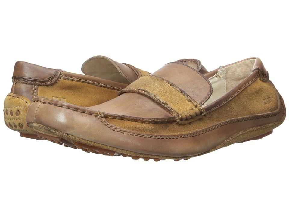 Bed Stu Tejon Pass (Tan Dirty Veg Leather) Men