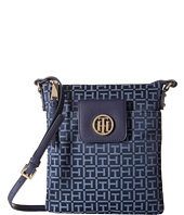 Tommy Hilfiger - Veronica - Monogram Jacquard North South Crossbody