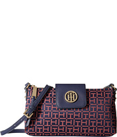 Tommy Hilfiger - Veronica - Monogram Jacquard East West Crossbody