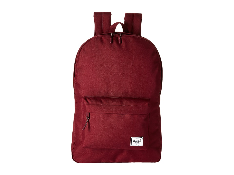 Herschel Supply Co. - Classic (Windsor Wine) Backpack Bags