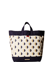 Tommy Hilfiger - Jean - Metallic Dot Canvas Tote