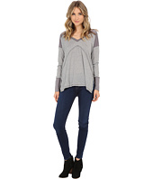 UNIONBAY - Echo Lake Stripe Jackie Top