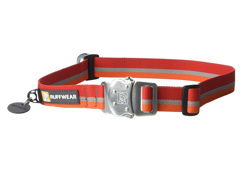 Ruffwear Top Rope Collar Kokanee Red Dog Collar