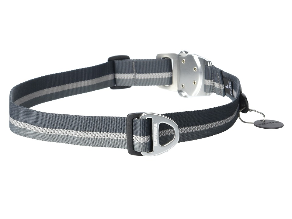 Ruffwear Top Rope Collar Twilight Gray Dog Collar