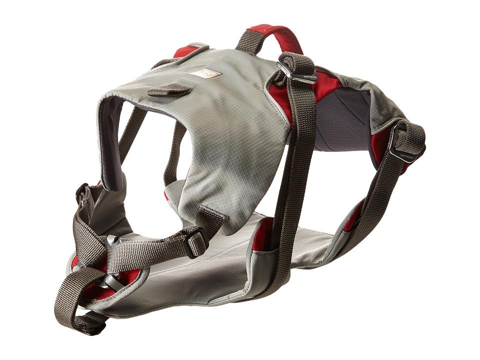 Ruffwear Doubleback Harness (Cloudburst Gray) Dog Harness