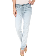 UNIONBAY - Selma Five-Pocket Skinny Cold Wash Jeans in Ash Blue